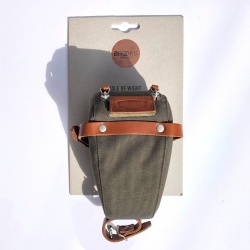 Brooks Isle of Wight Saddle Bag - Small - Front
