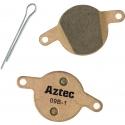 Magura Clara 01-02, Louise 02 / FR brake pads (sintered) by Aztec