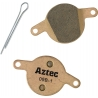 Sintered disc brake pads for Magura Clara 01-02, Louise 02 & Louise FR by Aztec