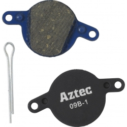 Organic disc brake pads for Magura Clara 01-02, Louise 02 & Louise FR by Aztec