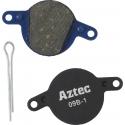 Magura Clara 01-02, Louise 02 / FR brake pads (organic) by Aztec