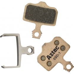 Avid Elixir replacement pads (sintered) by Aztec