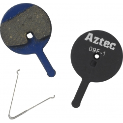 Avid BB5 replacement pads (organic) by Aztec