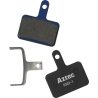 Shimano Deore M515 / M475 / C501 / C601 mechanical / M525 hydraulic callipers disc pads (organic) by Aztec