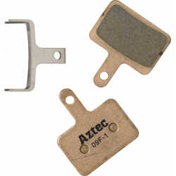 Shimano Deore M515 / M475 / C501 / C601 mechanical / M525 hydraulic callipers disc pads (sintered) by Aztec