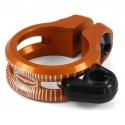 Hope dropper seat post clamp - 34.9mm - Orange