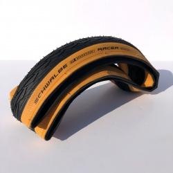 Schwalbe Marathon Racer Tan Wall 16 x 1 1/3 Brompton tyre - folding
