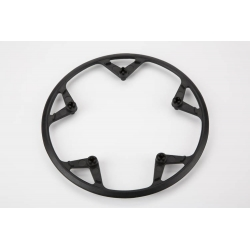 Brompton replacement chain guard for 54T chainwheel
