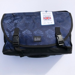 Brompton Team GB Metro messenger bag - medium - Front of bag