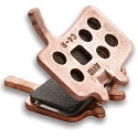 Avid Juicy 3, 5 and 7 / BB7 replacement pads (organic) by Avid