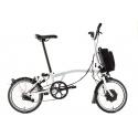 Brompton Electric Folding Bikes