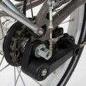 Brompton hubs, gears, derailleur and gear cables