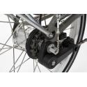 Brompton hub and axle parts