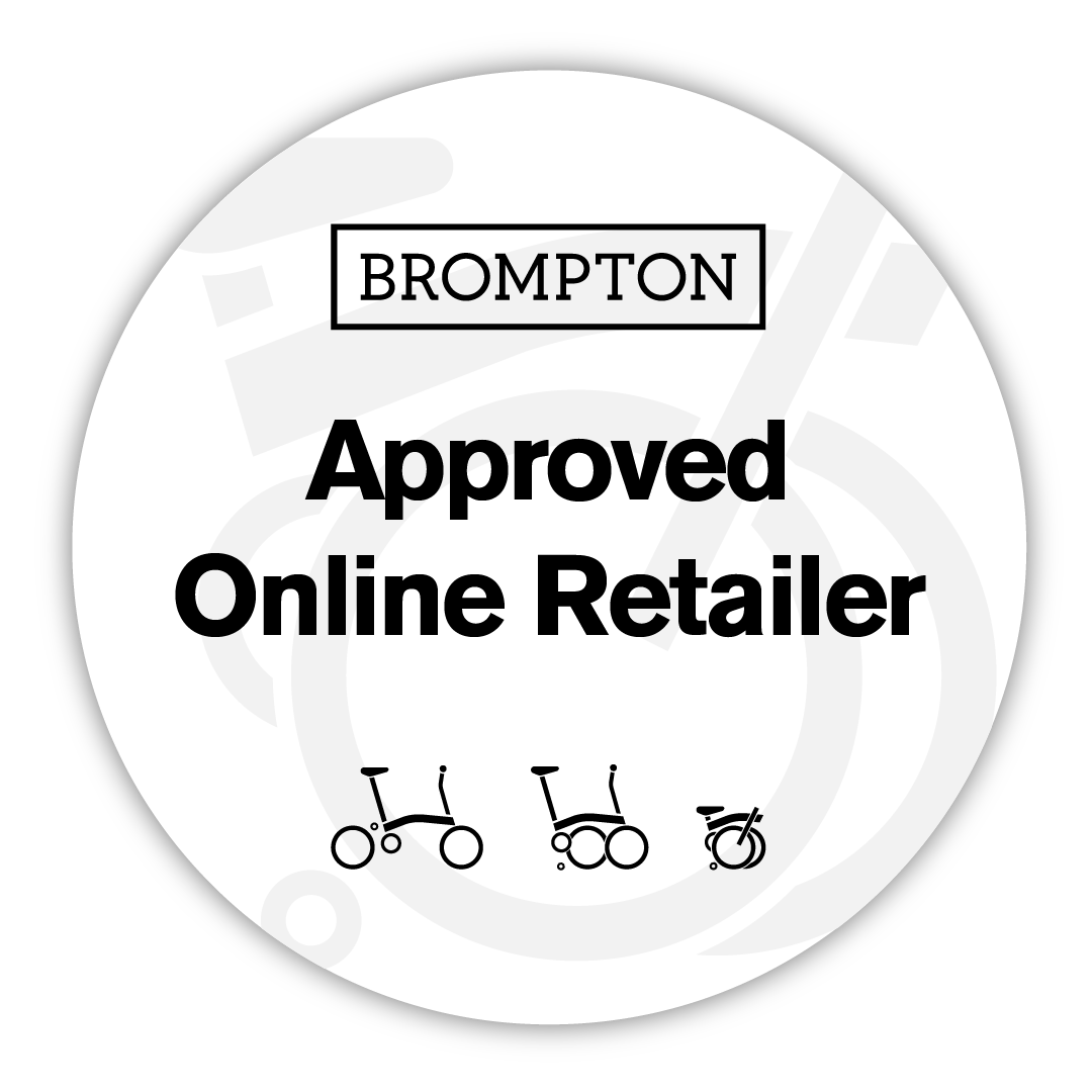 Brompton Approved Online Retailer logo
